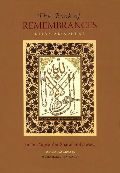 Cover Remembrance Adhkar Nawawi